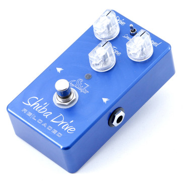 Suhr Shiba Drive Reloaded Guitar Effects Pedal P-07462