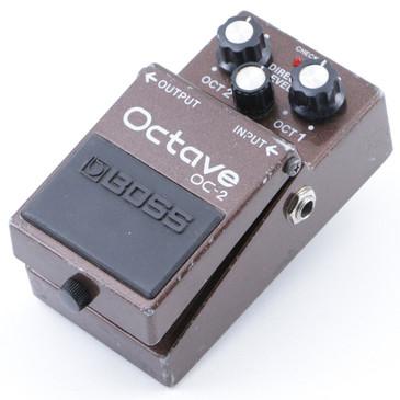 Boss OC-2 Octave Guitar Effects Pedal P-07500