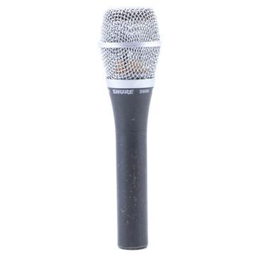 Shure SM86 Condenser Cardioid Microphone MC-3360