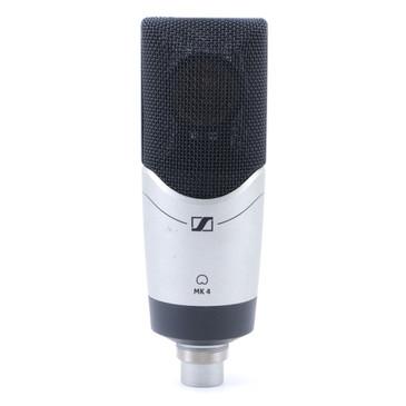 Sennheiser MK4 Condenser Cardioid Microphone MC-3353