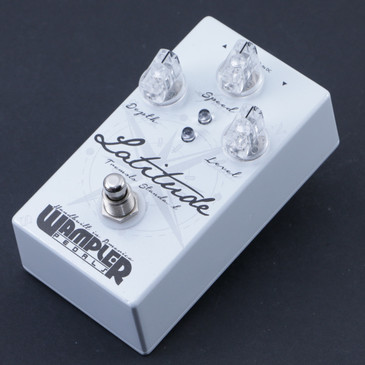 Wampler Latitude Tremolo Standard Guitar Effects Pedal P-07527