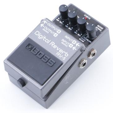 Boss RV-5 Digital Reverb Guitar Effects Pedal P-07515