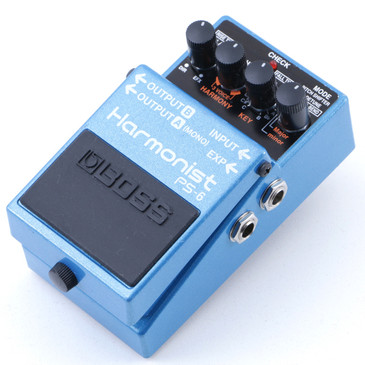 Boss PS-6 Harmonist Pitch Shifter Guitar Effects Pedal P-07516