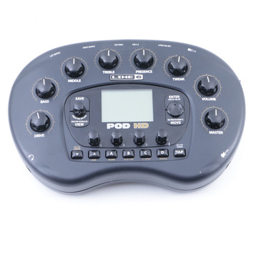 Line 6 Pod HD Guitar Effects Processor *No Power Supply* P-07511