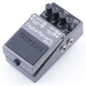 Boss RV-5 Digital Reverb Guitar Effects Pedal P-07534