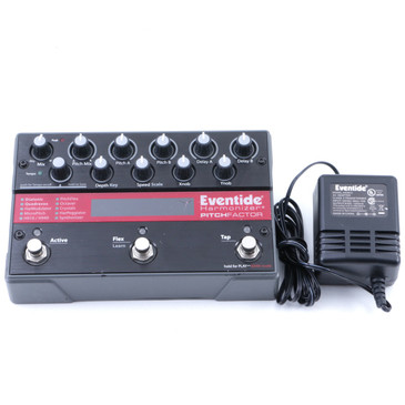 Eventide Harmonizer Pitch Factor Pitch Shifter Guitar Effects Pedal P-07550