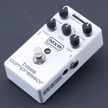 MXR M87 Bass Compressor Compression Bass Guitar Effects Pedal P-07574