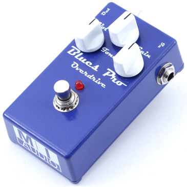 MI Audio Blues Pro Overdrive Guitar Effects Pedal P-07580