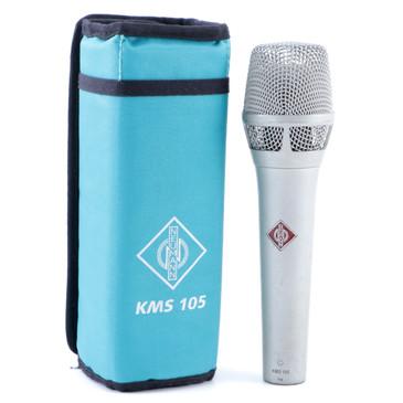 Neumann KMS 105 Condenser Cardioid Microphone MC-3390