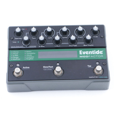 Eventide ModFactor Modulation Guitar Effects Pedal *No Power Supply* P-07612