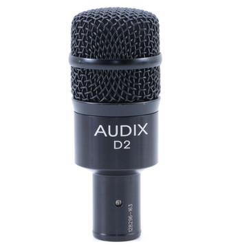 Audix D2 Dynamic Hypercardioid Microphone MC-3397