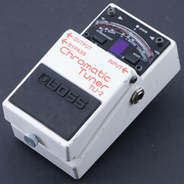 Boss TU-2 Chromatic Tuner Guitar Effects Pedal P-07647