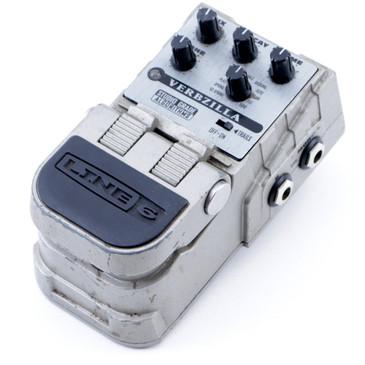 Line 6 Verbzilla Reverb Guitar Effects Pedal P-07646