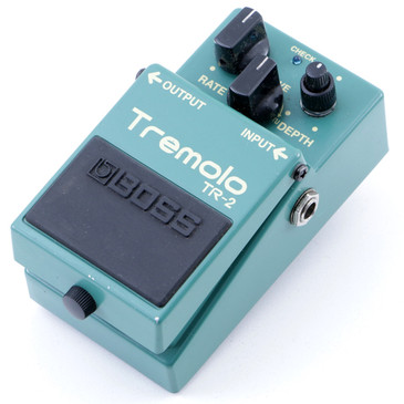 Keeley Boss TR-2 Tremolo Guitar Effects Pedal P-07642