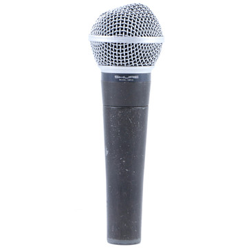 Shure SM58 (Made In USA) Dynamic Cardioid Microphone MC-3400