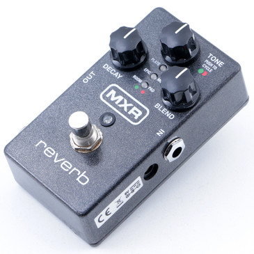 MXR M300 Reverb Guitar Effects Pedal P-07679