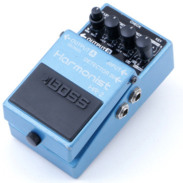 Boss HR-2 Harmonist Pitch Shifter Guitar Effects Pedal P-07674