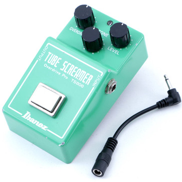 Ibanez TS808 Tube Screamer Guitar Effects Pedal P-07673