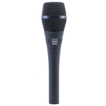 Shure SM87 Condenser Cardioid Microphone MC-3416