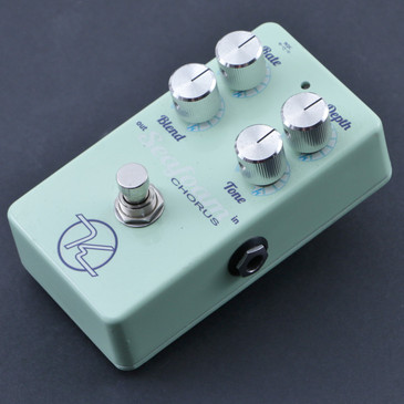 Keeley Seafoam Chorus Guitar Effects Pedal P-07692