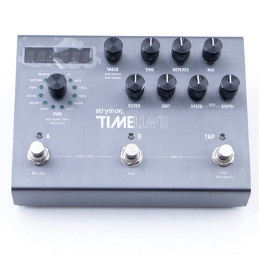 Strymon Timeline Delay Guitar Effects Pedal P-07687