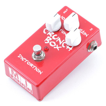 MI Audio Crunch Box Overdrive Guitar Effects Pedal P-07733