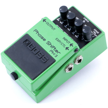 Boss PH-3 Phase Shifter Guitar Effects Pedal P-07778