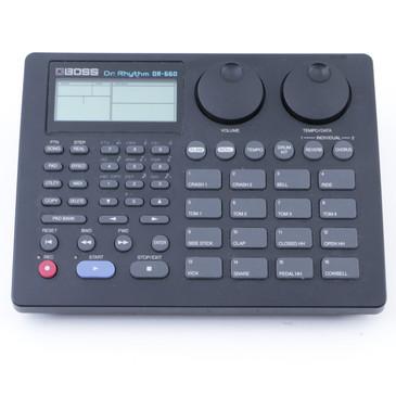 Boss DR-660 Dr. Rhythm Drum Machine P-07816
