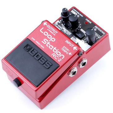 Boss RC-2 Loop Station Looper Guitar Effects Pedal P-07826
