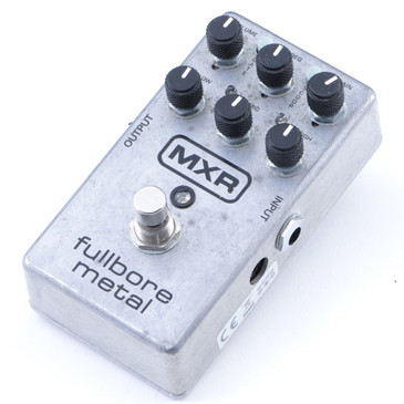 MXR M116 Fullbore Metal Guitar Effects Pedal P-07824