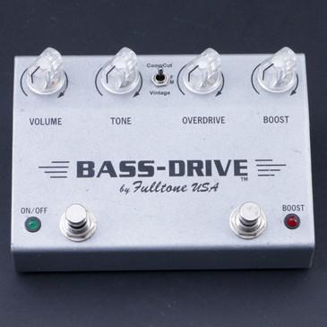 Fulltone Bass-Drive Overdrive Bass Guitar Effects Pedal P-07844