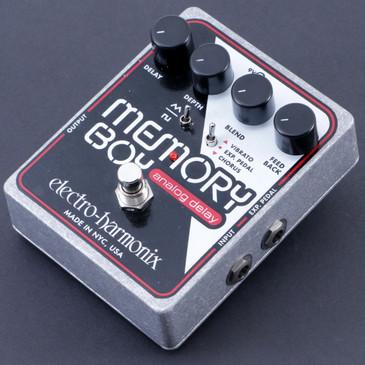 Electro-Harmonix Memory Boy Delay Guitar Effects Pedal P-07848
