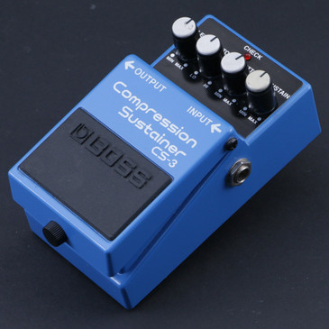 Boss CS-3 Compression Sustainer Guitar Effects Pedal P-07869