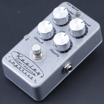 Keeley 4-Knob Compressor Compression Guitar Effects Pedal P-07873