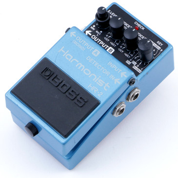 Boss HR-2 Harmonist Phase Shifter Guitar Effects Pedal P-07897