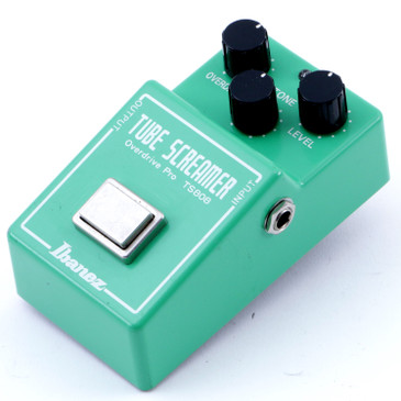 Ibanez TS808 Tube Screamer Overdrive Guitar Effects Pedal P-07903