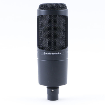 Audio-Technica AT2020 Condenser Cardioid Microphone MC-3470