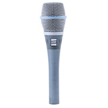 Shure Beta 87 Condenser SuperCardioid Microphone MC-3471