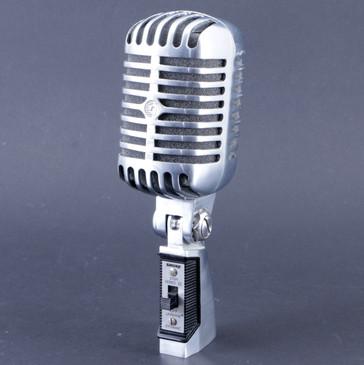 Shure 55SH Series II Dynamic Cardioid Microphone MC-3482
