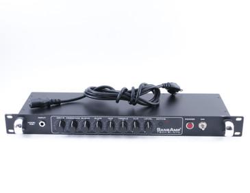 Tech 21 SansAmp RBI Bass Tube Amp Emulator & Power Supply P-07944