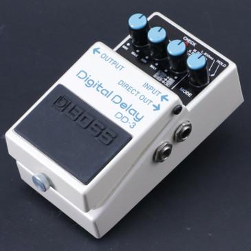 Boss DD-3 Digital Delay Guitar Effects Pedal P-07969
