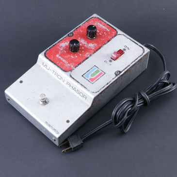 Mu-Tron Phasor Phaser Guitar Effects Pedal P-07980