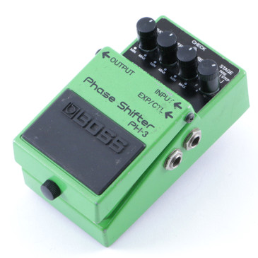 Boss PH-3 Phase Shifter Guitar Effects Pedal P-07996