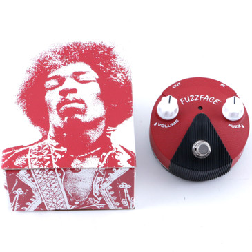 Dunlop FFM6 Band Of Gypsys Fuzz Face Guitar Effects Pedal P-08005