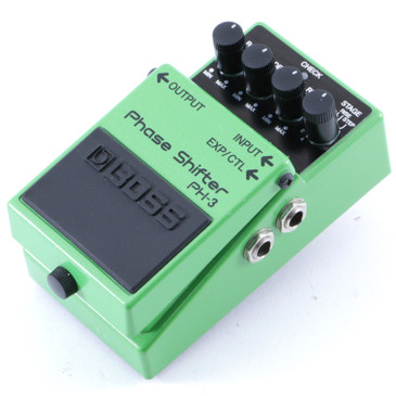 Boss PH-3 Phase Shifter Guitar Effects Pedal P-08007