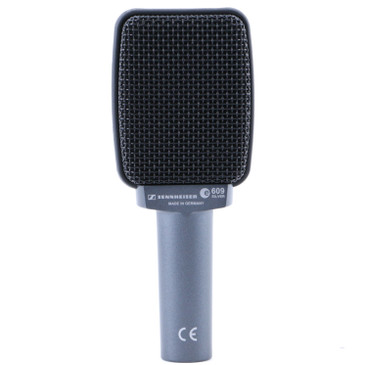 Sennheiser e609 Dynamic SuperCardioid Microphone MC-3511
