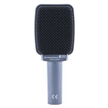 Sennheiser e609 Dynamic SuperCardioid Microphone MC-3510