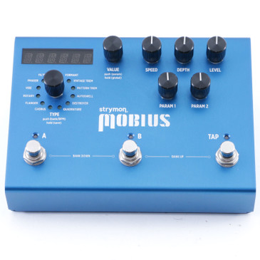 Strymon Mobius Modulation Guitar Effects Pedal P-08025