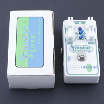 Catalinbread Semaphore Tremolo Guitar Effects Pedal P-08027