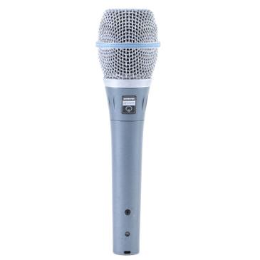 Shure Beta 87A Condenser SuperCardioid Microphone MC-3516